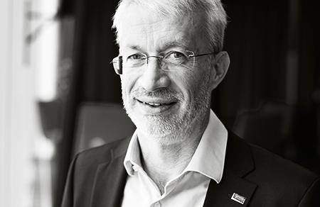 Mats Ericson, förbundsordförande SULF